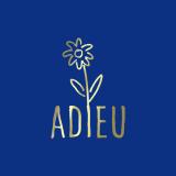 ADIEU Dekor gold